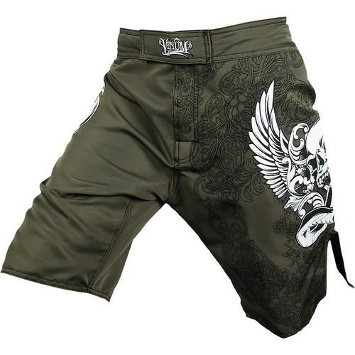 Venum Venum Voodoo Army Green Fight Shorts